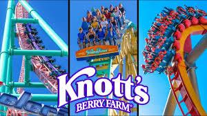 visit knott s berry farm theme park
