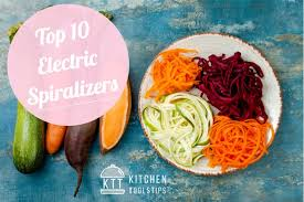 the 10 best electric spiralizer and how