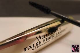 l oreal voluminous false fiber lashes