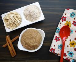 homemade oatmeal cereal for es