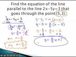 perpendicular lines examples