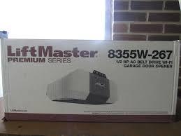 2 hp belt drive garage door opener