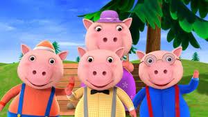 Cả Nhà Thương Nhau - Con Lợn Éc - Nhạc Thiếu Nhi Remix Sôi Động ...