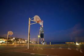 46 basketball court wallpaper hd on