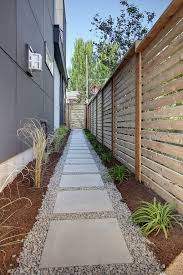 Great And Cheap Privacy Fence Ideas For Your Home Fence Designs For Front Yard And Large Backyard Landscaping Small Backyard Landscaping Side Yard Landscaping