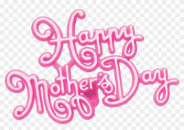happy mothers day s pink png images