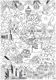 Kerstmis Kleurplaten Van Karin Op Groep 6 Mooie Kleurplaten