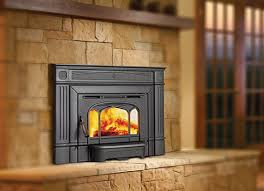 wood gas fireplace inserts