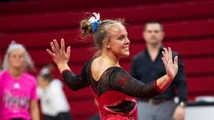 Abby Johnston - 2019-20 - Women's Gymnastics - University of Nebraska