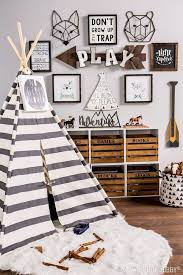 26 Adorable Kid Room Decor Ideas To Make Your Children S Space Fun Toddler Boys Room Big Boy Room Kids Playroom