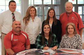 Winstead Signs With Walters State | The Jefferson County Post
