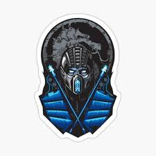 Sub Zero Stickers Redbubble