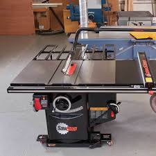Table Saw Innovations Woodshop News