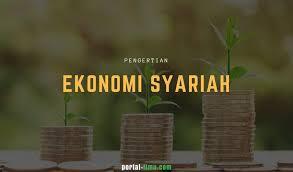 sistem ekonomi syariah pengertian hingga kritik portal ilmu com