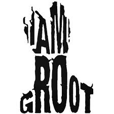 Guardians I Am Groot Decal Sticker