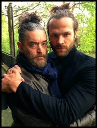 "Timothy Omundson on Twitter: ""Listen, @jarpad & I aren't gonna lie to you.  Sometimes on the convention circuit things just get Dead Sexy. #Asylum14  http://t.co/QBsXmc4CR9"""