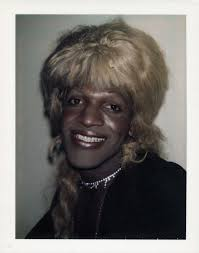 """Ladies and Gentlemen"""" Marsha Johnson 