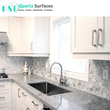 china crystal gray quartz countertops