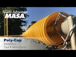Masa Poly Cap Installation And Maintenance Youtube