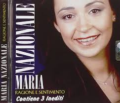 maria nazionale - ragione e sentimento AudioCD Italian Import ...