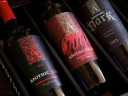 apothic red wine nutritional