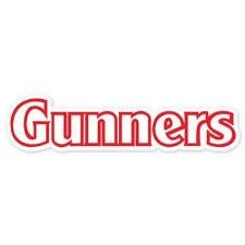 Car Sticker Bumper Decal Arsenal Gun Buy Online In French Guiana At Desertcart