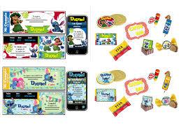 Kit Imprimible De Lilo Y Stitch Personalizado 100 Cumplearte