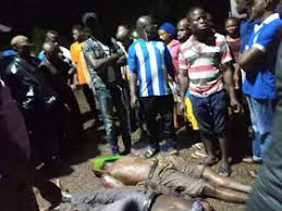 Tipper truck crush two to death in Anambra (graphic photos ...