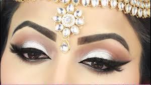how to do arabic bridal eye makeup