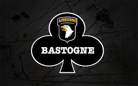 Bastogne Full Color 4 Cut Vinyl Decal Gruntworks