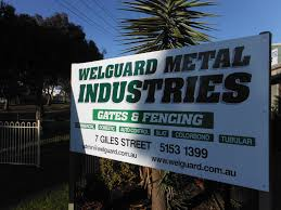 Welguard Metal Industries Finally Got New Signs Made Up For The Front Of Office Factory Thanks To Chris Swf Signage Supportlocal Facebook