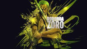 roronoa zoro wallpaper sf wallpaper