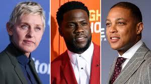 Don Lemon Criticizes Kevin Hart's Ellen DeGeneres Interview - Variety