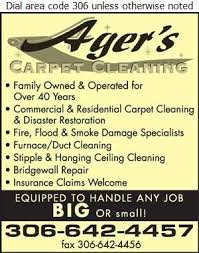 ager s carpet cleaning restoration