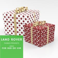 land rover gifts for her or him