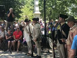 On Independence Day, the Revolution lives in Morristown NJ