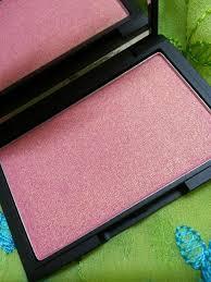 sleek makeup powder blush in rose gold