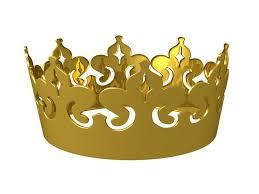 Kings Gold Crown Wall Decal Wallmonkeys Com