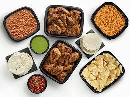 catering menu our food el pollo loco