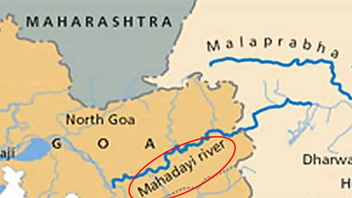 Image result for Mahadayi Water Dispute""