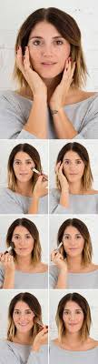 steps to a flawless face makeup
