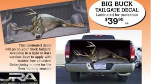Best Deer Decal Ever Bowhunting Com