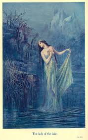 lady of the lake wikipedia
