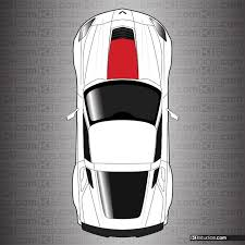 Corvette C7 Stingray Hood Stinger Z06 Style Ki Studios
