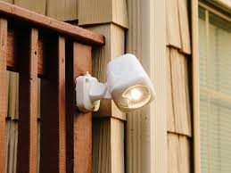 smart outdoor security lights