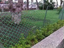 Garden Mesh Green Garden Mesh Plastic Fencing Rigid Heavy Induced Info