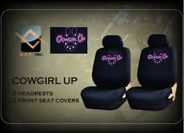 4pc cowgirl up universal low back black