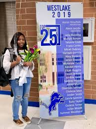 Westlake HS announced it's Top 25... - Donna Lowry News | Facebook