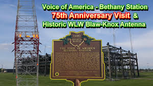 Image result for The Voice of America Bethany Station
