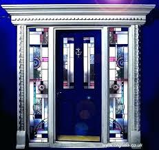 front door with glass window ryanhome co